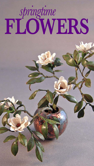 Springtime Flowers in Miniature