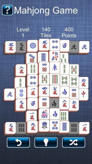 Mahjong ;