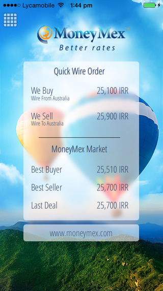 MoneyMex Mobile App