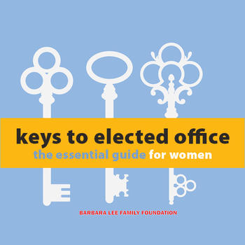 Keys to Elected Office: The Essential Guide for Women LOGO-APP點子