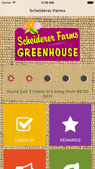 Scheiderer Farms Greenhouse