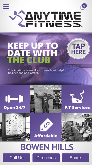 Anytime Fitness Bowen Hills