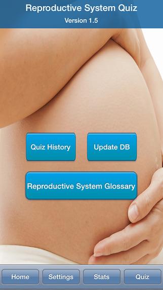 Human Reproductive System Quiz