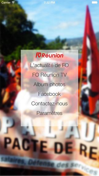 FO Réunion