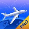 Flight Update Pro - Live Flight Status, Push Alerts + TripIt Sync
