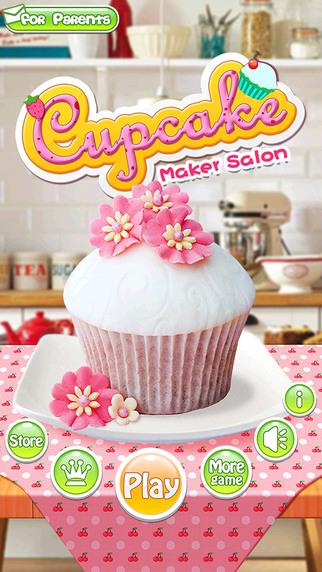 Cupcake Maker Salon