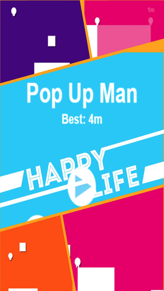 Pop Up Man