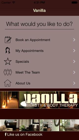 Vanilla Beauty Salon