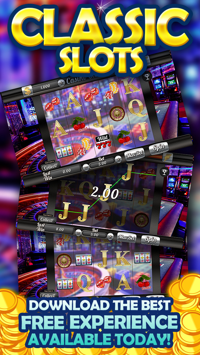 Free classic slot machine online