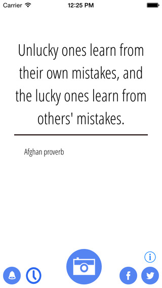 WordSparks - Startup Quotes and Proverbs