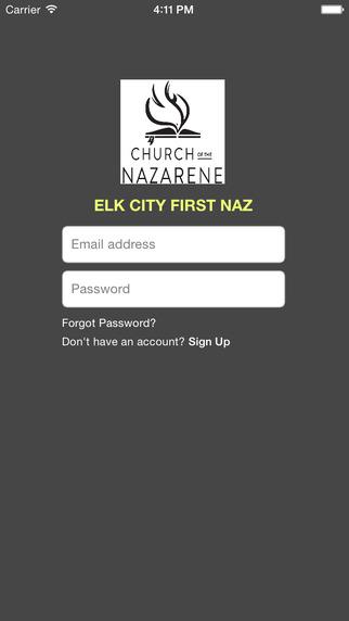 Elk City First Naz
