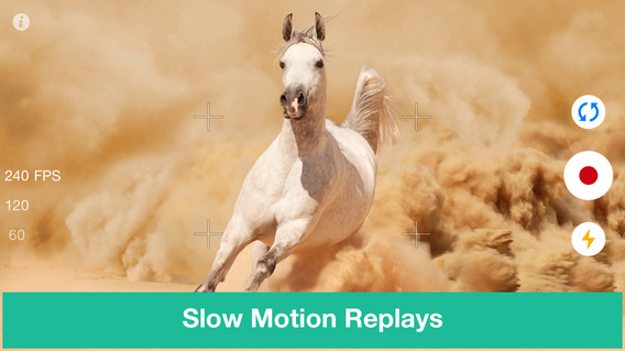 慢速相机:ReplayCam – Slow Motion Replay Video Camera