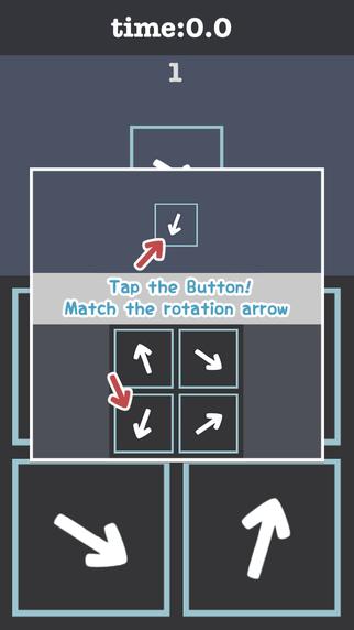 Match the rotation arrow