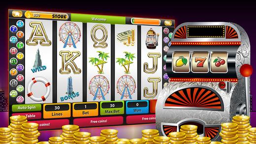 Las Vegas Slots Rush