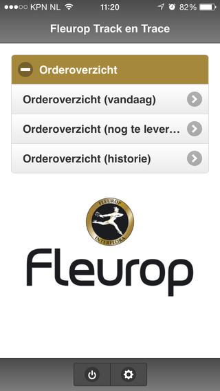 Fleurop Track Trace