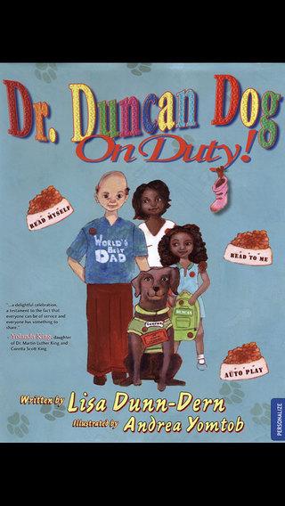 Dr. Duncan Dog on Duty