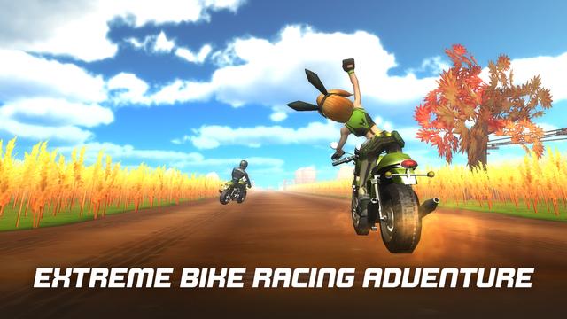 Rush Star – Bike Adventure