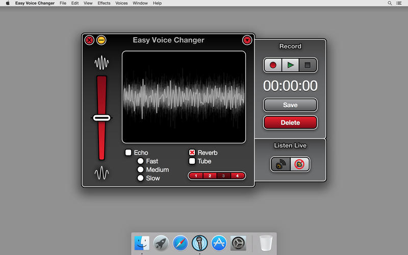 Easy Voice Changer Screenshot - 5