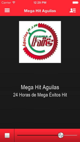 Mega Hit Aguilas