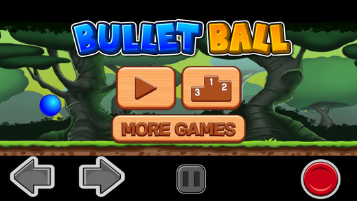 Bullet Ball Bouncing Escape - Doge the Flying Enemies