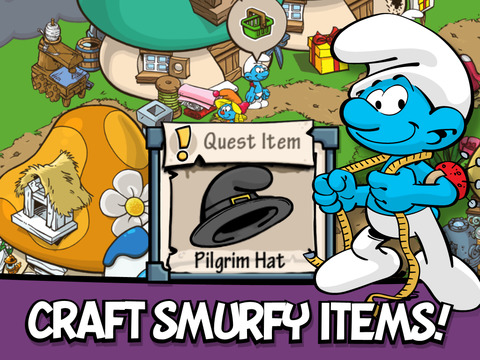 Smurf Life Screenshots