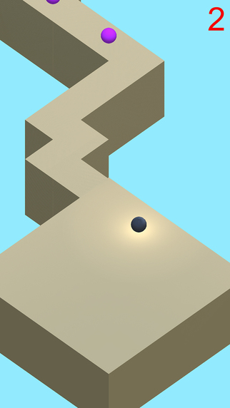 Crazy Ball - Don't Zig Move out The Walls Zag