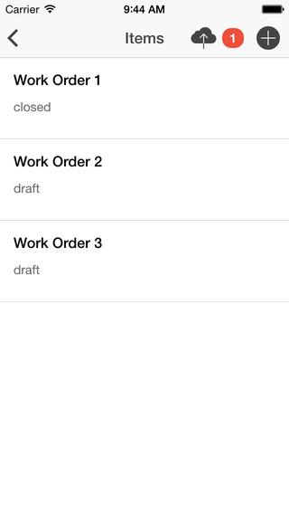 Voölks Work Order
