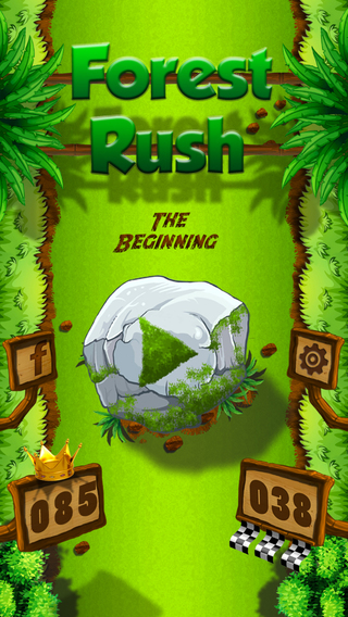 Forest Rush The Beginning