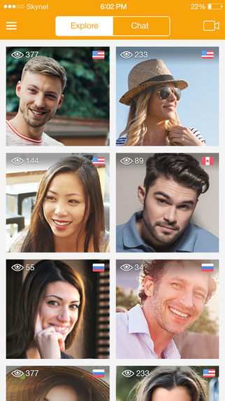 FlirtyMania – Video Chat Dating and Chat