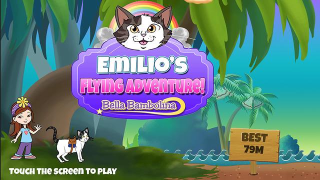 Emilio's Flying Adventure