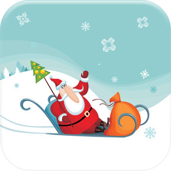Santa Dash! LOGO-APP點子