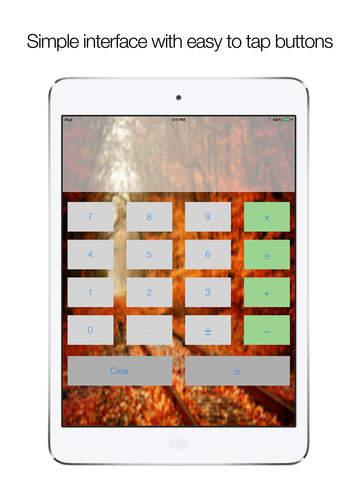 Calculator for iPad HD