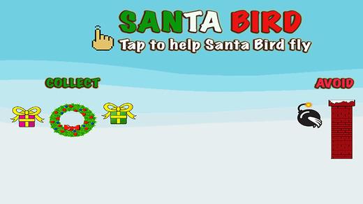 Santa Bird