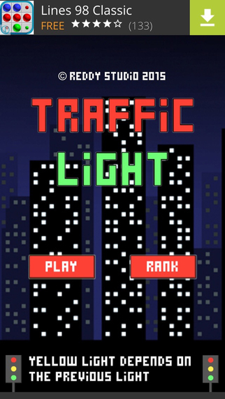 Traffic Light - Quickness and Accuracy
