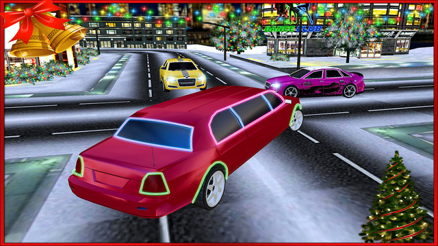 Christmas Party Limo Driver