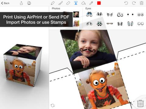 Screenshot #4 for Foldify - Create, Print, Fold!