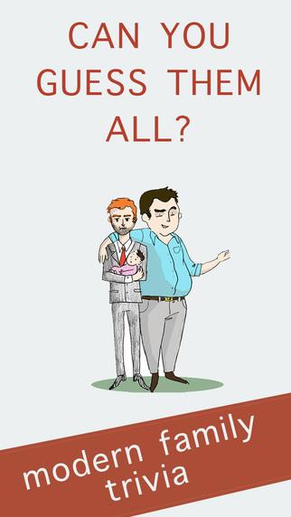 Trivia Quiz Game: Modern Family Edition