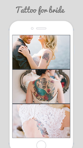 Tattoos For Bride