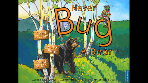 Never Bug a Bear