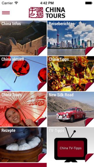 China Reisemagazin