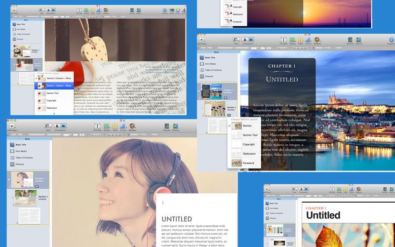 Design for iBook Author Screenshot - 4