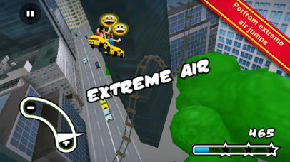 New York 3D Rollercoaster Rush screenshot 4