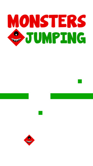 Monster Jumping - Jump Roompy