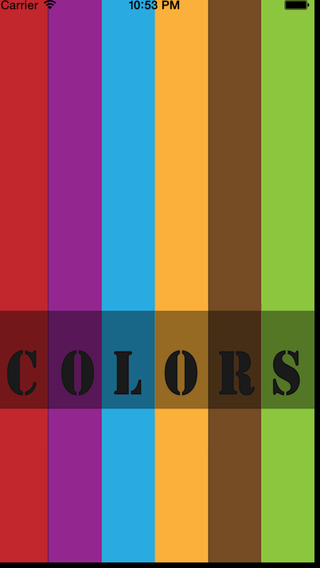 COLORS LEARN