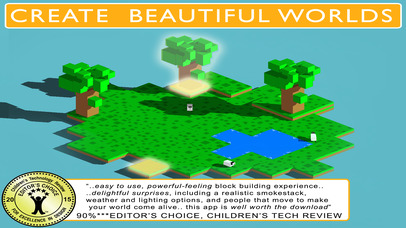 Screenshot #5 for Blox 3D World Creator