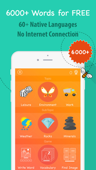 Learn Danish 6 000 Words for Free with Fun Easy Learn