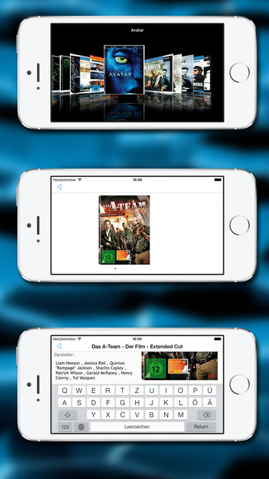DVDdb iPhone Screenshot 2