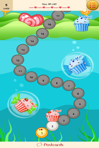 Fruit  Cupcake screenshot 2
