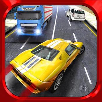 Car Racing - 3D Police Drag Driving LOGO-APP點子
