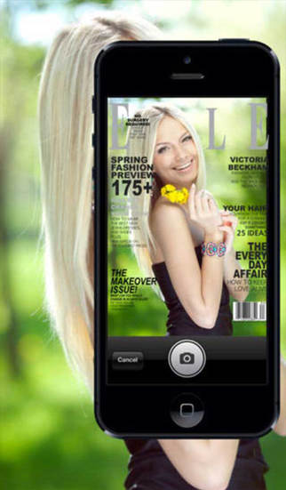 FreeMagCover - Free Cover Magazine Maker
